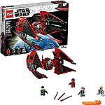 LEGO Star Wars Resistance Major Vonreg's TIE Fighter 75240 Building Kit (496 Pieces) $56
