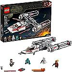 LEGO Star Wars: The Rise of Skywalker Resistance Y-Wing Starfighter 75249 New Advanced Collectible Starship Model Building Kit (578 Pieces) $55.99