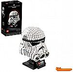 LEGO Star Wars Stormtrooper Helmet 75276 Building Kit, Cool Star Wars Collectible for Adults, New 2020 (647 Pieces) $50