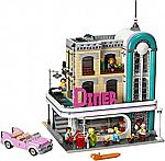 LEGO Creator Expert Downtown Diner 10260 Building Kit $169.99