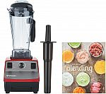 Vitamix Creations II 64-oz 13-in-1 Variable-Speed Blender w/Book + $50 Gift Card $300