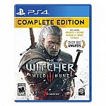 The Witcher 3: Wild Hunt Complete Edition (PS4 or Xbox One) + Free 30-day HBO Max Trial $17