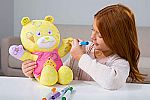 Doodle Bear The Original 14ʺ Plush Toy with 3 Washable Markers $7.79
