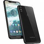 Motorola One Dual-SIM 64GB Smartphone (Unlocked, Black) $150