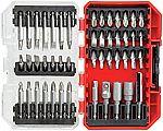 47-Piece Craftsman Steel Hex Shank Screwdriver Bit Set $8.98