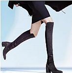 Stuart Weitzman Sample Sale - 5050 City Boots $299 & More