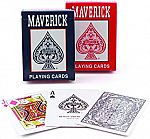 Maverick Standard Playing Cards $0.88