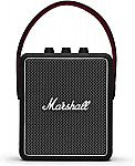 Marshall - Stockwell II Portable Bluetooth Speaker - Black $129.99