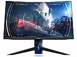 "Westinghouse 27"" FHD 1920 x 1080 144Hz LED Curved Gaming Monitor $209.99"