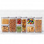 OXO 9-piece POP Container Set $48