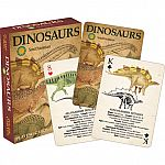 Aquarius Smithsonian Dinosaur Playing Cards $3.88 (Org $10)