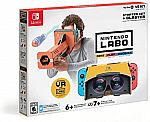 Nintendo Labo Toy-Con 04: VR Kit $19.98