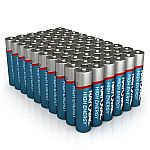 60-ct Rayovac AA AAA Batteries, 12-ct9-Volt Batteries $10.99 (50% Off)