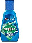 33.8-oz Crest Scope Outlast Mouthwash (Peppermint) $2.80