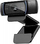 Logitech C920x Pro HD Webcam $69.98