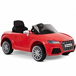 Kids' 12V Audi Electric Battery-Powered Ride-On Car $99 (orig. $149) & More