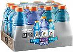 Gatorade Original Thirst Quencher 3-Flavor Frost Variety Pack (12-Count) $7.84