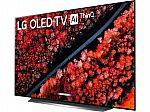 "LG C9 77"" Class 4K Smart OLED TV w/ AI ThinQ $3,299.99"