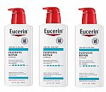 3-count 16.9-Oz Eucerin Intensive Repair Lotion $16.59 ($5.53 each)