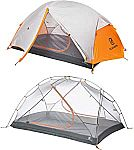 Featherstone Outdoor UL Granite Backpacking Tent (2-Person, 3-Season) $54