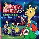 Llama Llama Loves Camping Paperback Book $2.89 & More from $2.69