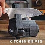 Work Sharp Knife & Tool Sharpener (Knifes, Scissors, Edge Tools and more) $54.56