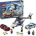 LEGO City High-speed Chase 60138 $28 (30% Off) & More