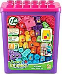 LeapFrog LeapBuilders 81-Piece Jumbo Blocks Box $12.59