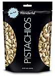 16-oz Wonderful Pistachios (Roasted with No Salt) $6, 14-oz Sweet Chili $6