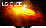 "LG 55"" BX Series 4K UHD Smart OLED TV (2020) $1097"