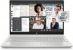 "HP Pavilion 15.6"" FHD Laptop (i7-1065G7 16GB 512GB SSD Win10Pro 15-cs3019nr) $837.29"