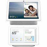 Google Nest Hub Max & Home Hub Bundle - Smart Display w/ Google Assistant $229