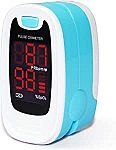 CONTEC Finger Pulse Oximeter LED Blood Oxygen Saturation Monitor / Heart Rate Monitor $18