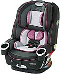 Graco 4Ever DLX 4-in-1 Convertible Car Seat $199.99 (save $100)