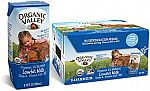 12-Count Organic Valley, Milk Boxes $8.94