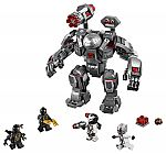 LEGO Marvel Avengers War Machine Buster 76124 (362 pieces) $25