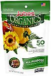 50 Spikes Jobe's Organics All Purpose Fertilizer Spikes $6