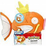 """10"""" Pokemon Magikarp Flopping Plush $11.99"""