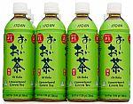 12-Count Ito En Oi Ocha Green Tea, Unsweetened, 16.9 Fluid Ounce $12.43