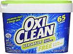 3-count OxiClean Versatile Stain Remover Free - 3 Lbs /each $12