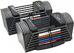 PowerBlock Sport 24 Adjustable Dumbbell, 24 lbs (Pack of 2) $158