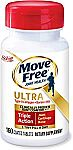 75-Ct Move Free Ultra Type II Collagen, Boron & HA Ultra Triple Action Tablets $19