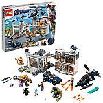 699-Pc LEGO Marvel Avengers Compound Battle Building Set $70.50
