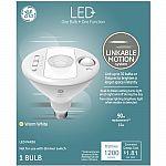 GE LED+ Linkable Motion PAR38 Flood Light $14.99