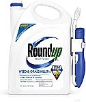 1.33-Gal RoundUp Weed & Grass Killer III with Comfort Wand $4.88