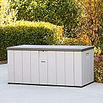 LIFETIME 60254 150 Gallon Heavy-Duty Outdoor Storage Deck Box $169.91