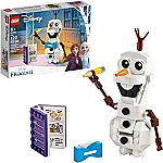 LEGO Disney Frozen II Olaf the Snowman 41169 Building Set (122 pieces) $9.49 & More