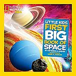 National Geographic Little Kids First Big Book of Space $5.55