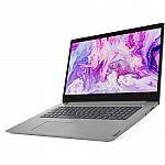 "Lenovo IdeaPad 3 17"" Laptop (Ryzen 5 4500U, 8GB, 512GB 81W50000US) $510 + Get $76 (15%) Back & Moe"