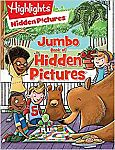 Jumbo Book of Hidden Pictures $5